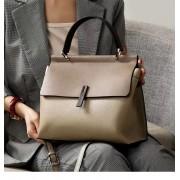 法國小眾包包2020新款洋氣高級感時尚真皮頭層牛皮單肩女包斜挎包