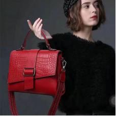 包包女包新款2020春夏時尚大容量歐洲站高級感百搭單肩真皮斜挎包