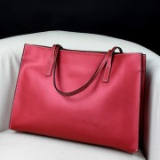 新款時尚爆款歐美女包牛皮包包單肩包手提包品牌女包批發