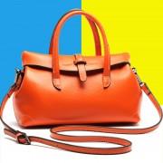 新款女包女士頭層牛皮包包單肩包手提包箱包批發