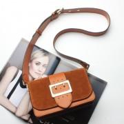 包包女新款潮流手提包時尚休閑單肩斜跨包品牌牛皮女士包