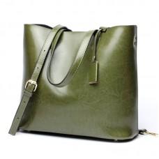 新款韓版女包單肩手提簡約學生書包托特包大包購物袋潮