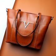 新款女包時尚大容量歐美購物包袋女士包