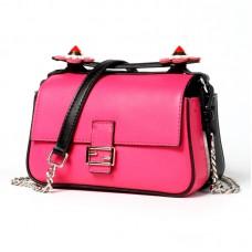 新款歐美時尚小方包手提包百搭大氣女士單肩斜挎包女包