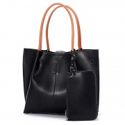 新款包中包子母包時尚單肩手提女包大氣女士包包