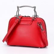 包包女新款韓版真皮女包潮流時尚女式單肩包手提包bag