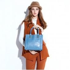 新款女包頭層牛皮女士手提包簡約時尚單肩斜挎包