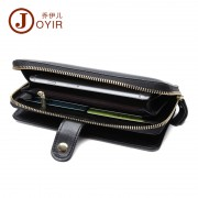 新款真皮錢包 韓版時尚女士手包 大容量長款手拿包手抓包