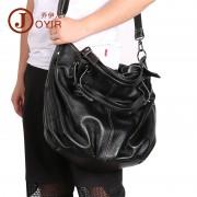 歐美風范新款真皮女包 女士手提包復古時尚中性單肩斜挎包包批發