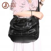 復古時尚新款真皮女包 歐美風范頭層牛皮女士手提包單肩斜挎包包