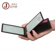 歐美男士真皮卡包卡夾 駕駛證皮套防磁頭層牛皮簡單實用證件包