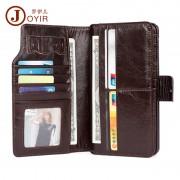 新款真皮女包韓版時尚女士手拿包多卡位長款錢包手機包批發