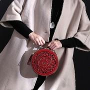 新款女包單肩斜挎包 真皮手提女包歐美 女士包包 歐美時尚
