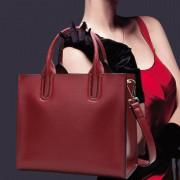 女士包袋 真皮簡約女包 時尚單肩包 斜挎手提包 秋季新款韓版