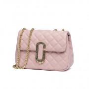 新款 鏈條包單肩 斜款包 出口外貿真皮女包 明星同款包包