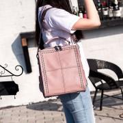韓版女式包包秋季女包雙肩包真皮頭層牛皮雙肩包