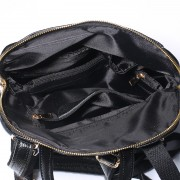 春夏新款真皮雙肩單肩兩用包頭層牛皮女士包大容量背包旅行包