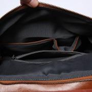 新款牛皮女包雙肩包簡約百搭旅行包韓版潮大容量學院風背包
