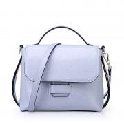 韓版時尚包春夏季新款牛皮女包新女士包袋百搭手提單肩斜挎真皮包