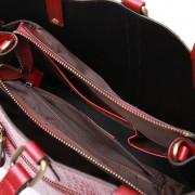 春夏爆款女士包包新品女包時尚簡約通勤頭層牛皮手提單肩包女大包