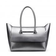 新品歐美時尚真皮女包女牛皮包包大容量手提包包
