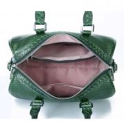 新款真皮女包潮歐美時尚頭層牛皮包波士頓單肩手提女士包包