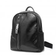 韓版時尚雙肩包新款大容量學院風背包豎款頭層牛皮旅行背包