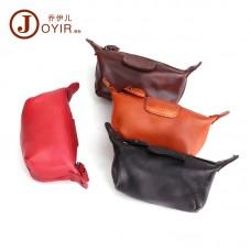 工廠貨源 零錢包 復古時尚真皮小錢包 可愛零錢袋 多功能收納包