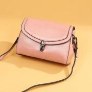 包包女新款潮時尚韓版手提包真皮女包百搭斜挎包女小包單肩包