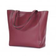 廠家直銷女包批發歐美時尚新款女士包簡約拼接大包手提單肩包