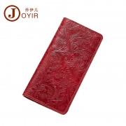 真皮女士卡包卡套  新款復古頭層牛皮護照包證件套名片包批發