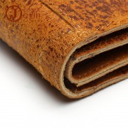 新款進口植鞣皮錢包 外貿復古男士真皮短款錢包 時尚手工牛皮錢包
