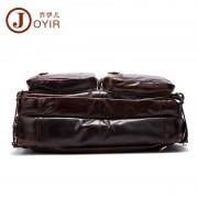 歐美新款真皮男包 男士油蠟皮旅行包 手提斜挎雙肩背包包 批發