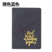 真皮護照保護套 護照包 復古時尚多功能證件包 頭層牛皮護照夾