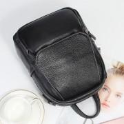 真皮時尚頭層牛皮雙肩包多功能旅行背包書包