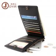多功能真皮卡包 rfid長款男士錢包 韓版零錢包 多卡位卡套 卡夾