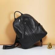 廠家直銷秋冬新款頭層牛皮雙肩包女真皮女包書包歐美時尚旅行背包