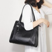 女包 真皮歐美時尚頭層牛皮手提單肩斜挎大包包
