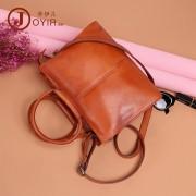包包女新款真皮 女包 歐美復古女士手提包 簡約時尚單肩包 包