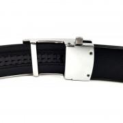 廠家批發頭層牛皮男士商務個性自動扣腰帶真皮植鞣革皮帶