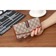 歐美時尚真皮長款錢包女新款大容量牛皮多功能皮夾卡包手拿包