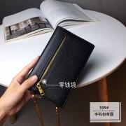 韓版手機包包女斜跨包新款頭層牛皮真皮手拿卡包錢包一體女包
