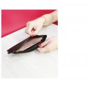 新款女士長款錢包手包 歐美超薄女式錢包皮夾零錢包潮