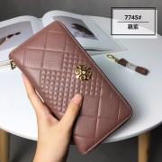 新款女士錢包長款錢夾真皮多功能百搭大氣拉鏈皮夾手包大容量