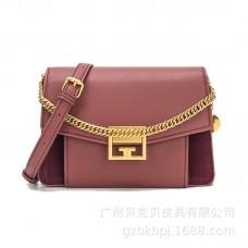 包包女新款時尚小方包單肩斜跨手提包歐美女士PU女包