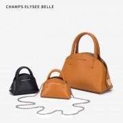 包包女2020新款小ck女包韓版包中包復古大容量單肩斜挎貝殼手提包