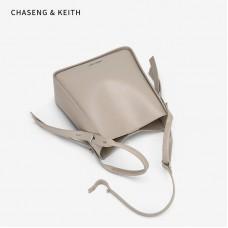2020新款小ck女包韓版大容量水桶包中包 簡約單肩斜跨手提子母包