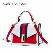 包包女新款小方包 單肩斜跨小香風包包 時尚小ck女包