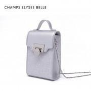 包包女新款ins鏈條手機包時尚單肩斜挎手提包小包