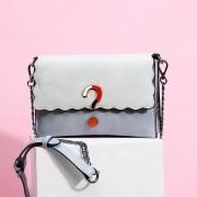 新款鏈條小方包韓版時尚單肩斜挎包女包小包